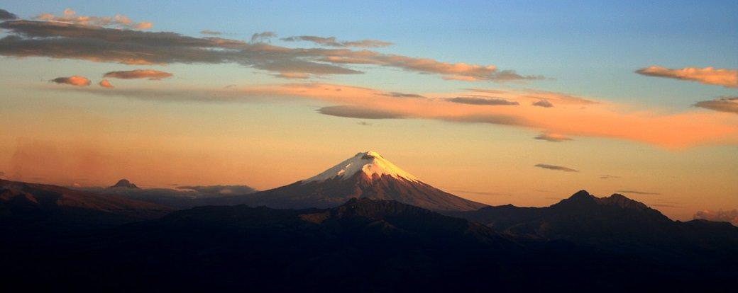 Cotopaxi-Volcano-Ecuador