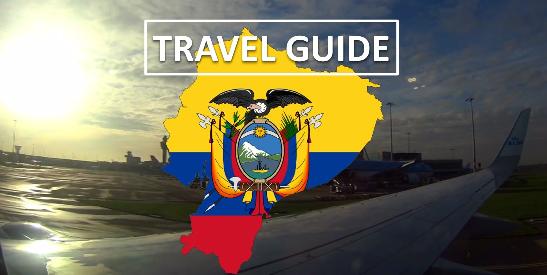 Ecuador Travel Guide Flag